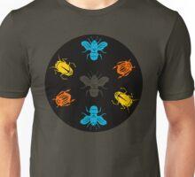 bugs - papercut patterns Unisex T-Shirt