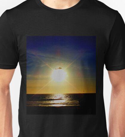 Chopping the Sunset! Unisex T-Shirt