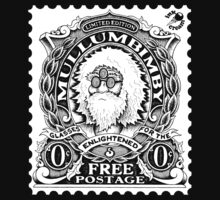 Mullumbimby Stamp by inkcream