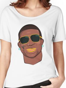 Gucci Mane Cartoon Women's Relaxed Fit T-Shirt