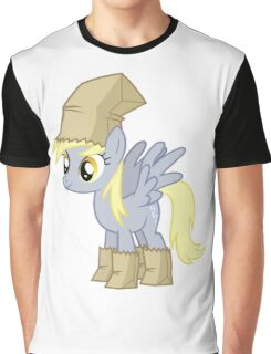 Derpy Fun Graphic T-Shirt