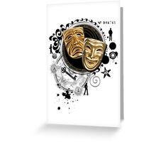 Alchemy of Acting Greeting Card
