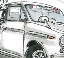 Datsun 1300 Sticker