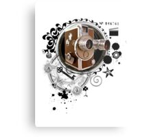 Alchemy of Filmmaking Metal Print
