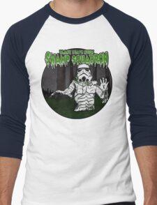 ss Men's Baseball ¾ T-Shirt