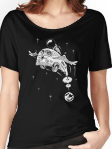 Inkcream Space Women's Relaxed Fit T-Shirt