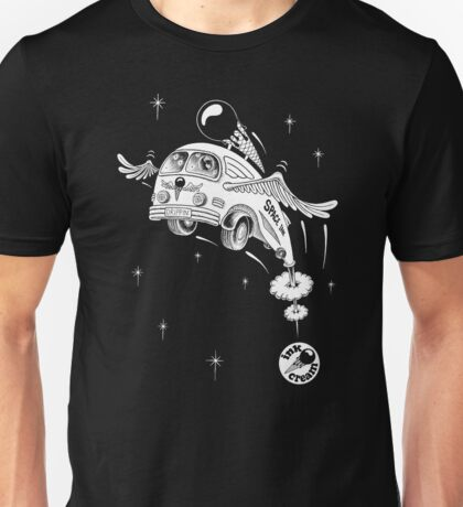 Inkcream Space Unisex T-Shirt