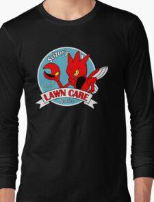 Scizor's Lawn Care Long Sleeve T-Shirt