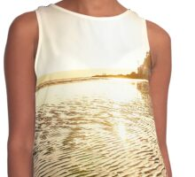 Beach of Gold Contrast Tank