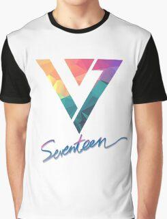 Seventeen Kpop T-Shirts Graphic T-Shirt