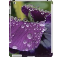 The Weight Of Water iPad Case/Skin