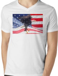 Memorial Day Mens V-Neck T-Shirt