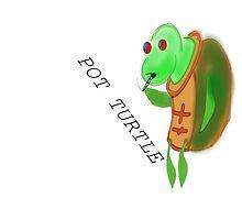POT turtle by DMNDAWG67