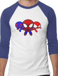 Great Responsibility Men's Baseball ¾ T-Shirt
