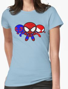 Great Responsibility Womens Fitted T-Shirt