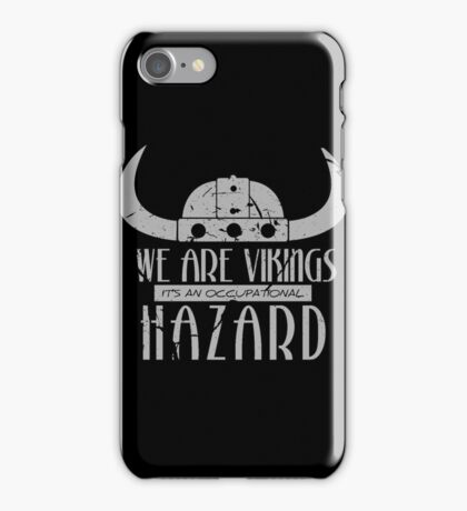 We are Vikings - Hiccup iPhone Case/Skin