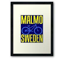 MALMO, SWEDEN Framed Print