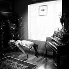 天体光。- Celestial Light by Cameron Feuerstein