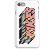 YIKES iPhone Case/Skin