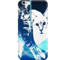 Electric Kittens iPhone Case/Skin