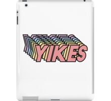 YIKES iPad Case/Skin