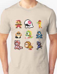 8 bit Unisex T-Shirt