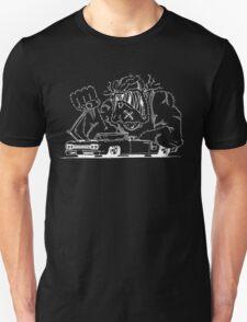 Rat Fink Style Monster & 1969 Coronet Unisex T-Shirt