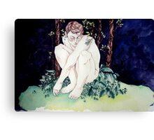Meditation Canvas Print