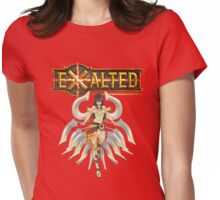Exalted: Tale of the Visiting Flare - Sublime Danger Womens Fitted T-Shirt