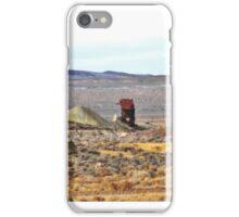 Mining Nevada iPhone Case/Skin