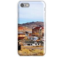 A Town In Nevada iPhone Case/Skin