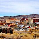 A Town In Nevada by marilyn diaz
