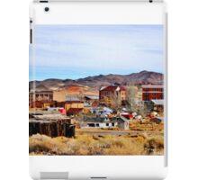 A Town In Nevada iPad Case/Skin