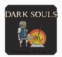 Dark Souls Press Start Kids Clothes