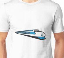 Train Railway Express train Unisex T-Shirt