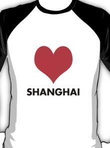 Love Shanghai T-Shirt