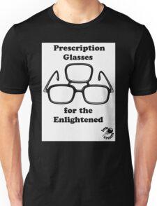 Glasses for the Enlightened Unisex T-Shirt