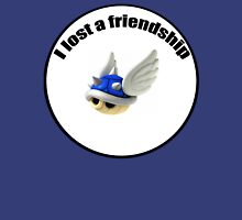 I lost a friendship Unisex T-Shirt