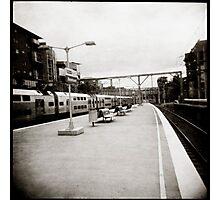 { Newtown Station } Photographic Print