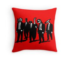 Reservoir Dinos Throw Pillow