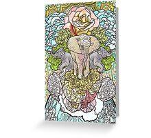 Celebrate Nature Greeting Card