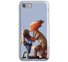 you know you love me iPhone Case/Skin