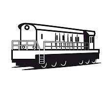 Train train Rangieren locomotive by Motiv-Lady