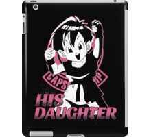 Super Saiyan Pan Father And Daughter Shirt - RB00480 iPad Case/Skin