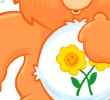 friend bear Sticker