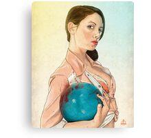 Slaughterhouse Starlets: Alison Canvas Print