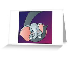 Disney - Dumbo Greeting Card
