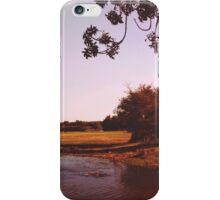Summer Pond iPhone Case/Skin