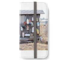 Buoys iPhone Wallet/Case/Skin