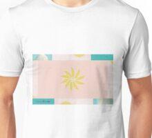 Beach and Sun Collage Unisex T-Shirt